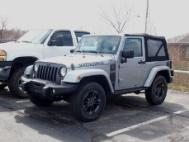 2018 Jeep Wrangler Freedom Edition