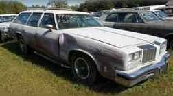 1977 Oldsmobile Custom Cruiser