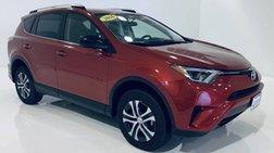 2016 Toyota RAV4 LE