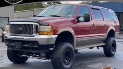 2000 Ford Excursion Limited