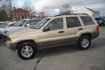 2000 Jeep Grand Cherokee Laredo