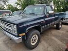 1985 Chevrolet C/K 20 Series K20 Scottsdale