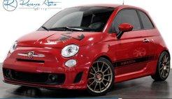 2015 Fiat 500 Abarth