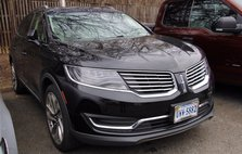 2018 Lincoln MKX Black Label