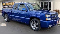 2004 Chevrolet Silverado 1500 SS Base