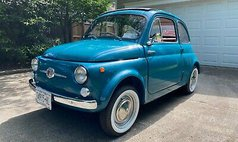 1965 Fiat 500 Transformable