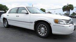 2000 Lincoln Town Car Signature