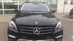 2012 Mercedes-Benz M-Class ML 550