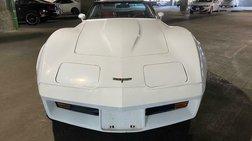 1980 Chevrolet Corvette T-Top Coupe