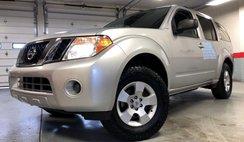 2009 Nissan Pathfinder S 4WD
