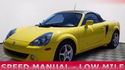 2003 Toyota MR2 Spyder Base