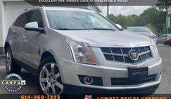 2011 Cadillac SRX Turbo Premium Collection