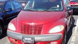 2001 Chrysler PT Cruiser Base