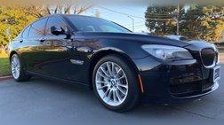 2012 BMW 7 Series 750i