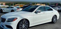 2020 Mercedes-Benz C-Class AMG C 63