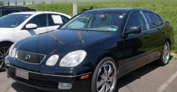 1998 Lexus GS 300 Base