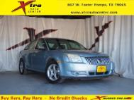 2009 Mercury Sable Premier