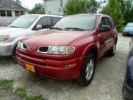 2004 Oldsmobile Bravada Base
