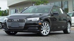 2017 Audi A4 2.0T quattro Premium