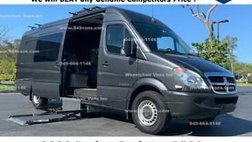 2008 Dodge Sprinter 2500 3dr 170 in. WB High Roof Extended Cargo Van
