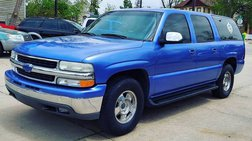 2000 Chevrolet Suburban Sport Utility