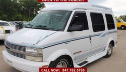 1996 Chevrolet Astro AWD 3dr Commercial/Cutaway/Chassis
