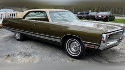 1972 Chrysler New Yorker 4dr Sedan