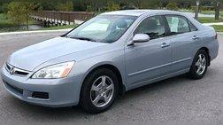 2006 Honda Accord Hybrid w/Navi