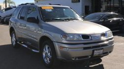 2002 Oldsmobile Bravada Base