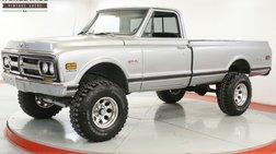 1971 GMC 4x4 HIGH SIERRA 396 BIG BLOCK PS PB