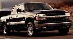 2002 Chevrolet Silverado 2500HD LT Crew Cab Long Bed 4WD