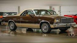 1979 Chevrolet El Camino Conquista