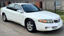2003 Pontiac Bonneville SE