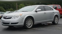2009 Saturn Aura XR V6