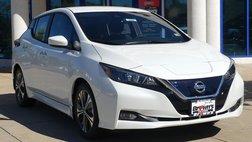 2022 Nissan LEAF SV