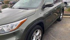 2014 Toyota Highlander Hybrid Limited