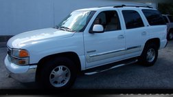 2002 GMC Yukon 2WD