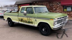 1975 Ford F-350 2WD