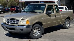 2001 Ford Ranger Pickup 2D