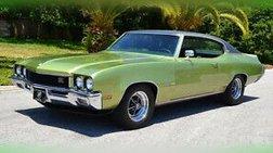 1972 Buick Skylark GS Stage 1 Tribute Resto Mod