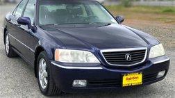 2002 Acura RL 3.5