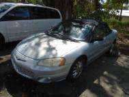 2001 Chrysler Sebring Limited