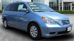 2010 Honda Odyssey EX w/DVD