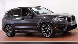 2020 BMW X3 M Sport Utility 4D