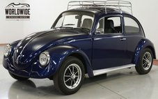1970 Volkswagen Beetle RESTORED REBUILT MOTOR NEW TIRES/WHEELS