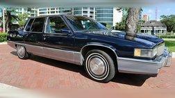 1990 Cadillac Fleetwood Base
