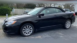 2012 Chrysler 200 Convertible Touring