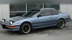 1989 Honda Prelude S