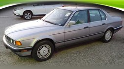 1988 BMW 7 Series 735i