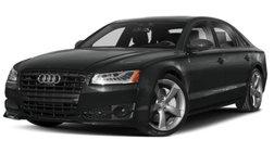 2018 Audi A8 4.0T quattro Sport